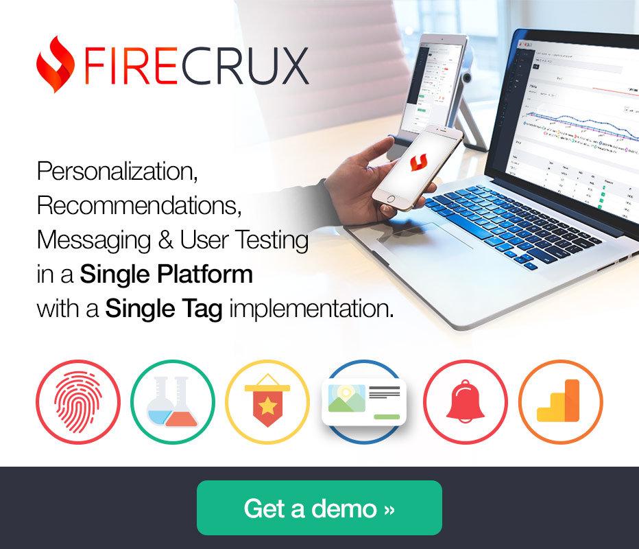Firecrux Personalization